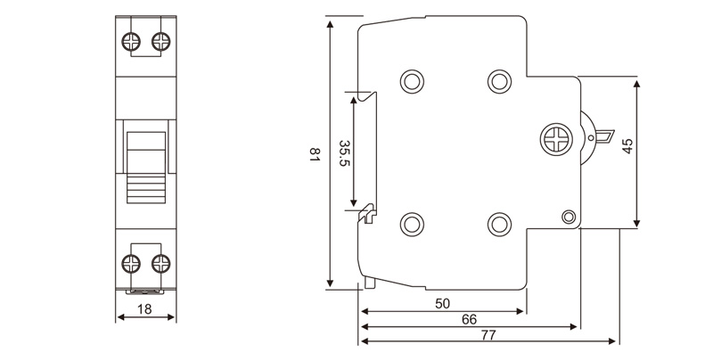 Changeover Switch Supplier Changeover Switch Drawing