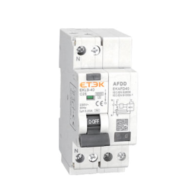 EKAFD40 RCBO EKL9-40 With Arc Fault Protective