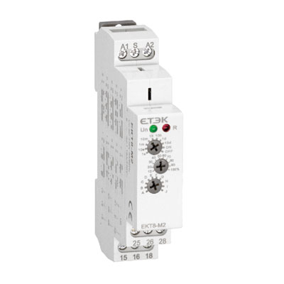 EKT8-M Multifunction Time Relay