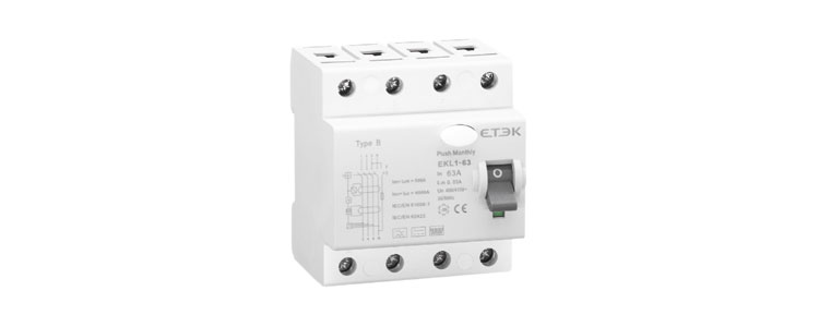 MCB Accessories Supplier Residual Current Circuit Breaker
