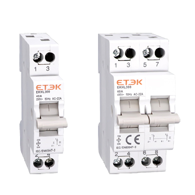 EKHL300 Changeover Switch